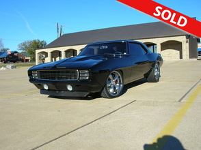 1969 Chevrolet Camaro 540 Dual-Quad Xtreme RS/SS 5 Speed !SOLD!