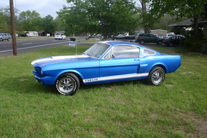 "1966 Ford Mustang GT 350 Shelby Clone ""SOLD"""