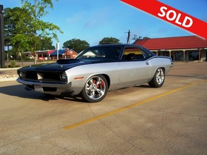 1970 Plymouth Road Runner Baracuda Pro-Touring 440 Nitrous SOLD