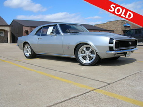 1967 Chevrolet Camaro RS/SS Pro-Touring 6 Speed !SOLD! SOLD!