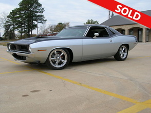 "1970 Plymouth Cuda Pro-Touring Street Machine ""SOLD"""