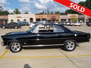 "1967 Chevrolet Nova True SS ""SOLD"""